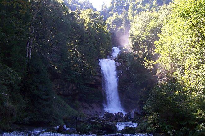 Giessbachfälle, Brienz, Switzerland