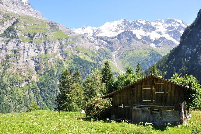 Gimmelwald - Tanzbodeli, Gimmelwald, Switzerland