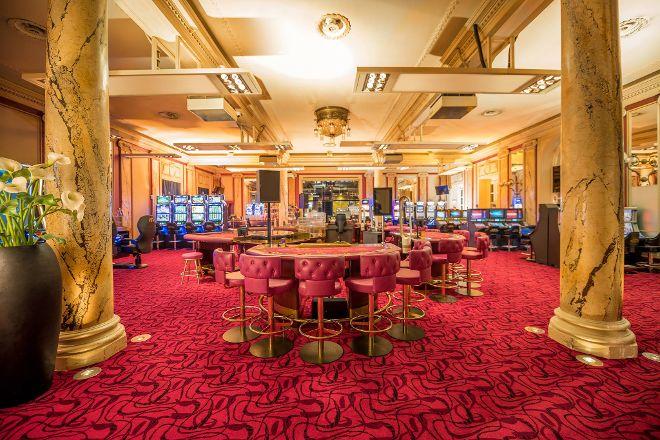 Grand Casino Luzern, Lucerne, Switzerland