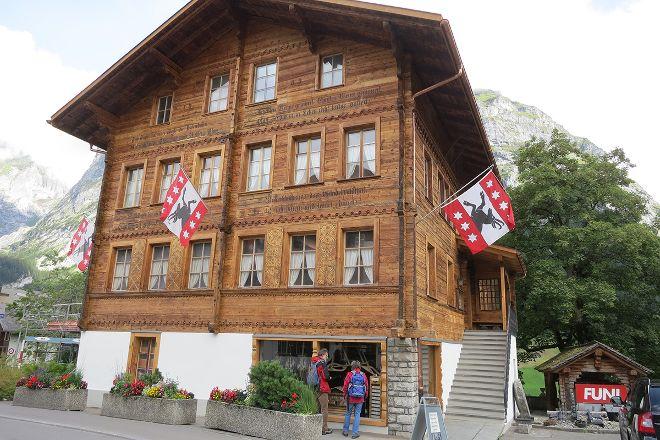 Grindelwald Museum, Grindelwald, Switzerland