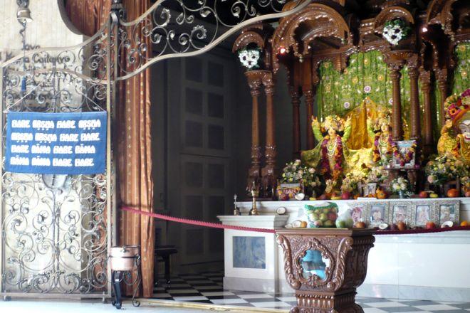 Hare Krishna Temple, Zurich, Switzerland