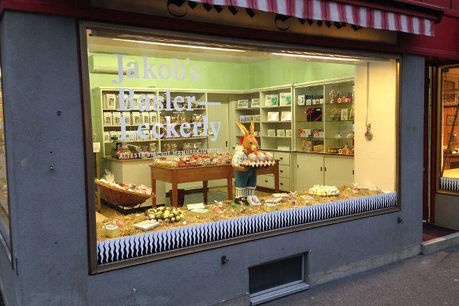 Jakob's Basler Leckerly (Manufaktur), Basel, Switzerland