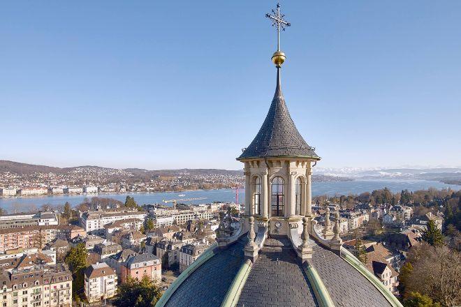 Kirche Enge, Zurich, Switzerland