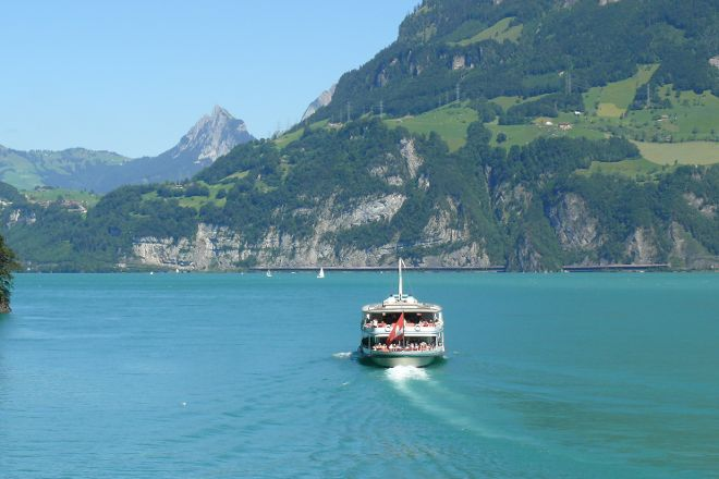 Lake Lucerne, Lucerne, Switzerland
