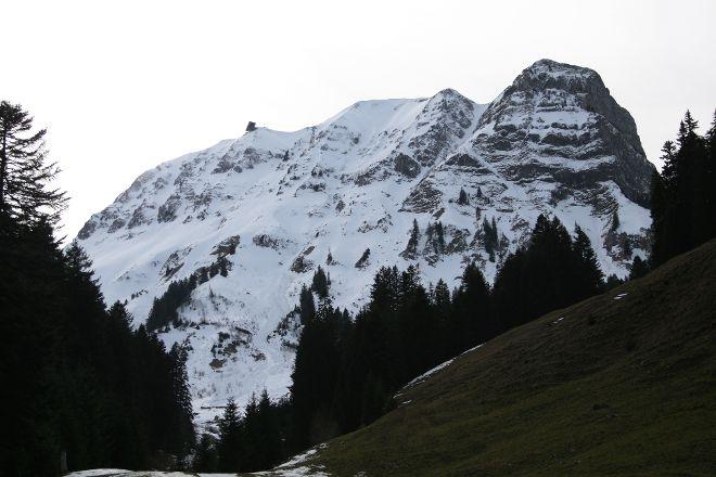 Le Moleson, Moleson, Switzerland