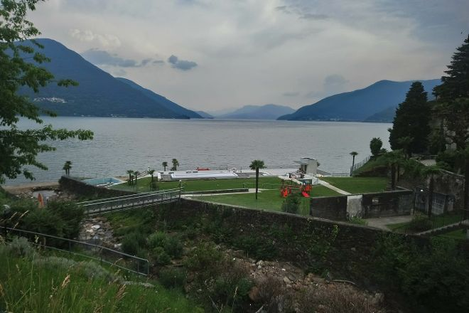 Lido Brissago, Brissago, Switzerland