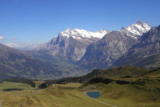 Lieselotte Trail, Grindelwald, Switzerland