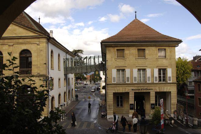 Maison d'Ailleurs, Yverdon-les-Bains, Switzerland
