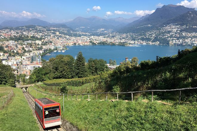 Monte San Salvatore, Lugano, Switzerland