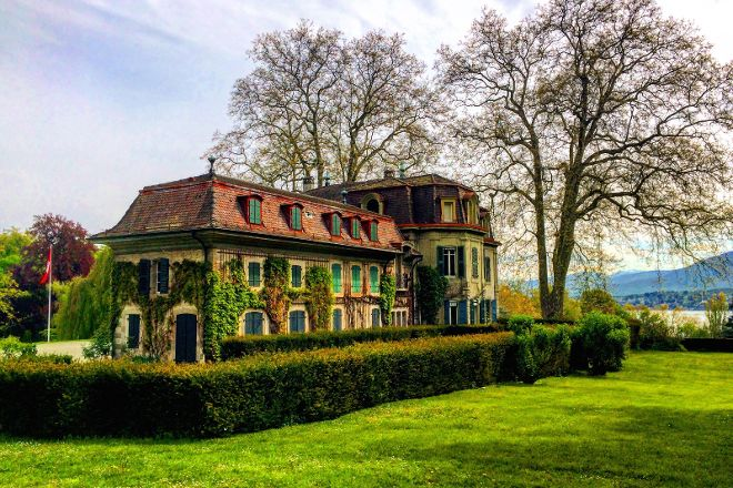 Musee des Suisses Dans Le Monde, Pregny-Chambesy, Switzerland