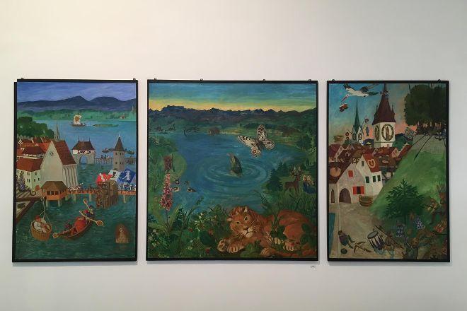 Musee Visionnaire Zurich, Zurich, Switzerland