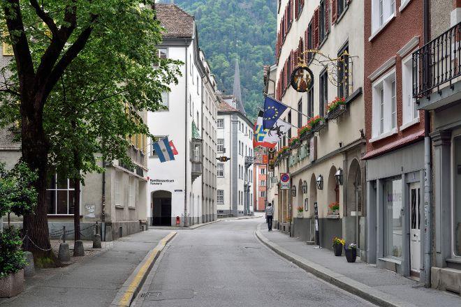 Obere Gasse, Chur, Switzerland