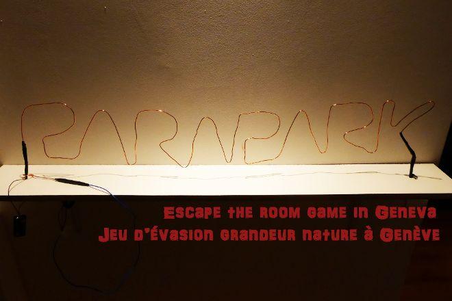 Parapark Geneve Escape Game, Geneva, Switzerland