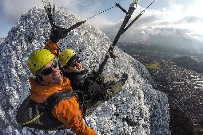 Skywings Paragliding, Interlaken, Switzerland