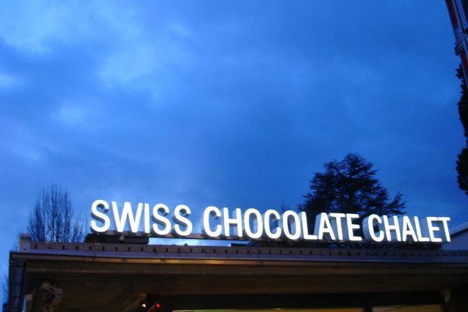 Swiss Chocolate Chalet, Interlaken, Switzerland