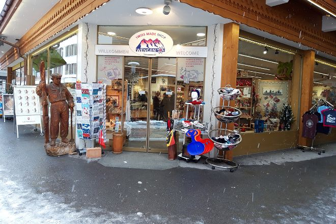 Swiss Made Shop Wengen, Wengen, Switzerland