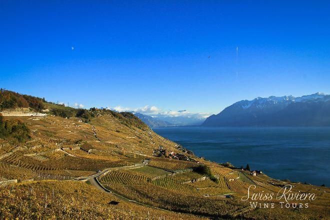 Swiss Riviera Wine Tours, Montreux, Switzerland