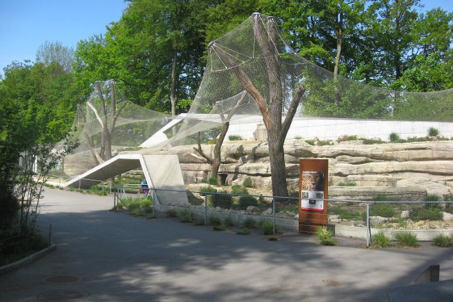 Tierpark Dahlholzli, Bern, Switzerland