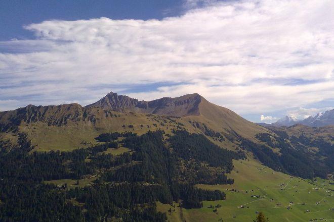 Wispile, Gstaad, Switzerland