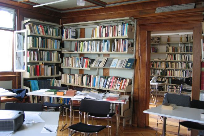 Zurich James Joyce Foundation, Zurich, Switzerland