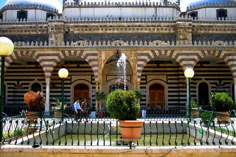 Khalid ibn Al-Walid Mosque, Homs, Syria