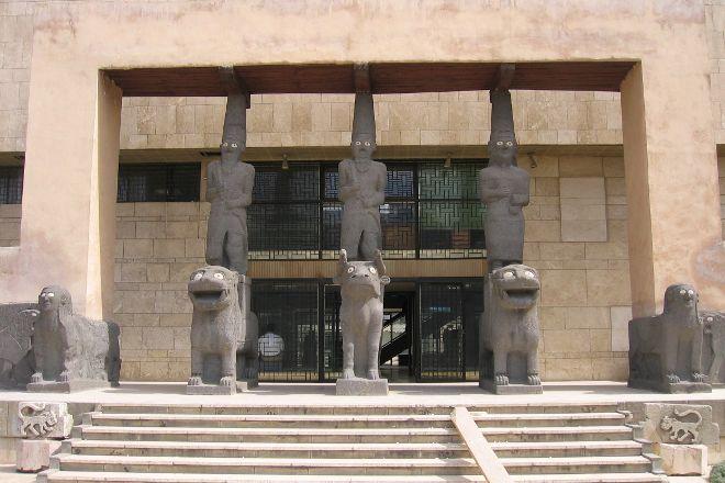 Aleppo Museum, Aleppo, Syria