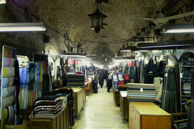 Souq al, Aleppo, Syria