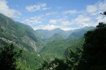 Yanzihkou Trail (Swallow Grotto), Hualien City, Taiwan