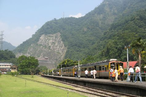 Checheng Station, Shuili, Taiwan