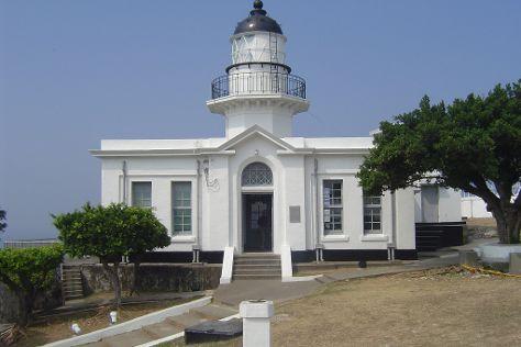 Cihou Lighthouse, Qijin, Taiwan