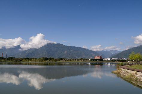 Dapo Pond, Chishang, Taiwan