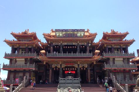 Fu'an Temple, Checheng, Taiwan