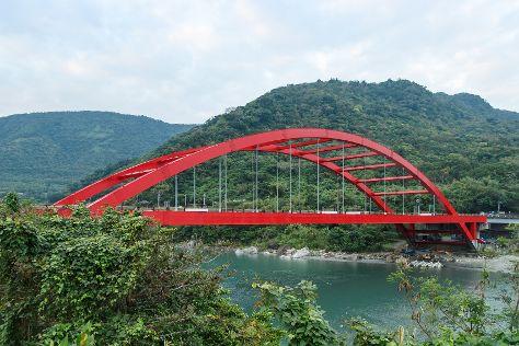 Hsiukuluan River, Yuli, Taiwan
