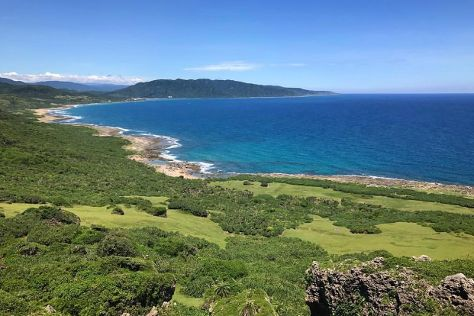 Kenting Long Keng Ecological Reserve, Pingtung, Taiwan