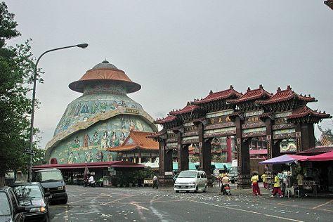 Madou Daitian Temple, Madou, Taiwan