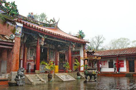 Mingxing Academy, Jiji, Taiwan
