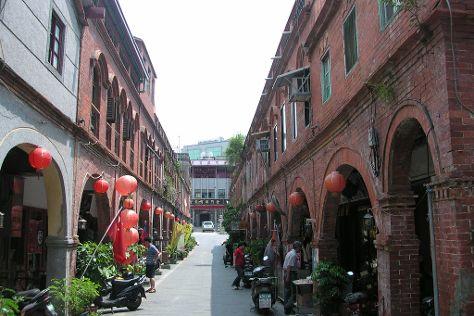 Mofan Street, Jincheng, Taiwan