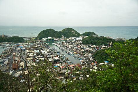 Nanfangao Fishing Port, Su'ao, Taiwan