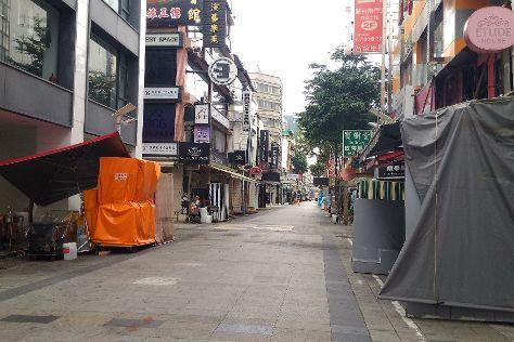 New Jyuejiang Shopping Area, Xinxing, Taiwan