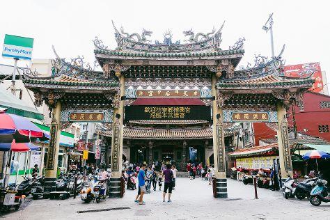 Tianhou Temple, Lukang, Taiwan