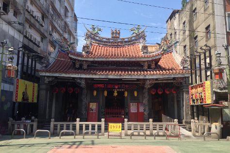 Xin Zhuang Ci You Temple, Sanchong, Taiwan