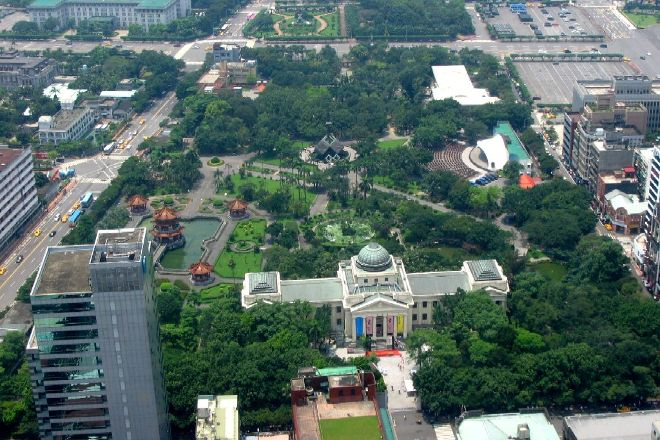 228 Peace Memorial Park, Zhongzheng District, Taiwan