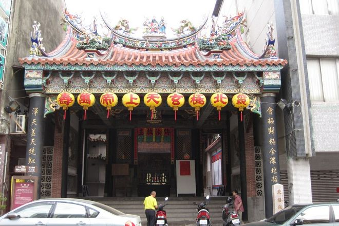 Beiji Temple, West Central District, Taiwan