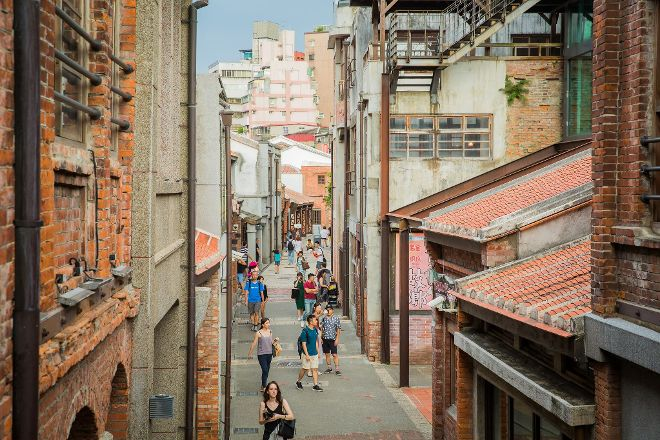 Bopiliao Historic Block, Taipei, Taiwan