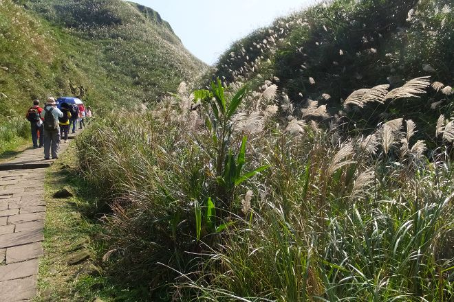 Caoling Historic Trail (Tsaoling Trail), Gongliao, Taiwan