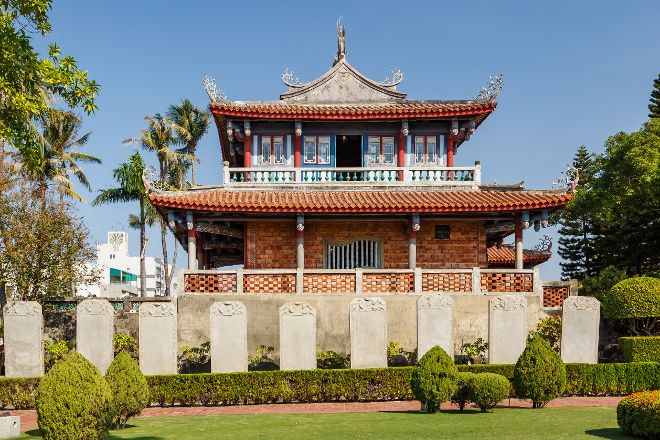 Chihkan Tower (Fort Provintia), West Central District, Taiwan