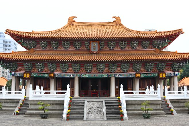 ConfuciusTemple Martyr's Shrine, North District, Taiwan
