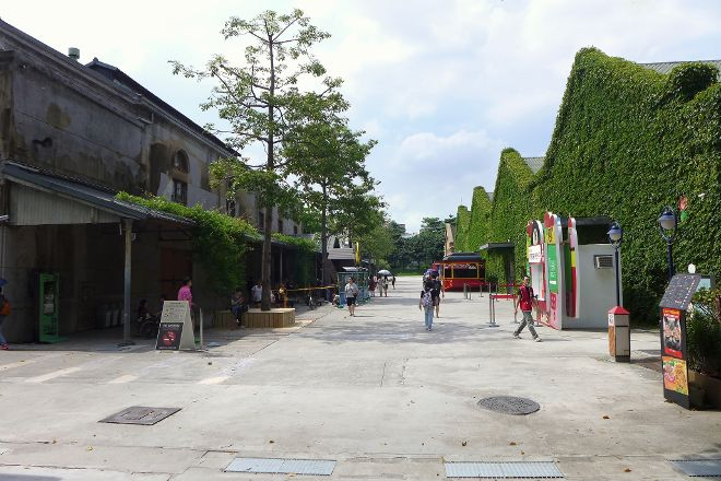 Huashan 1914 Creative Park, Zhongzheng District, Taiwan