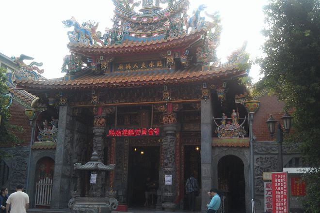 Linshui Furen Mamiao, West Central District, Taiwan