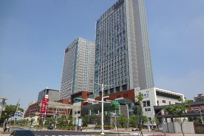 Nangang Station, Nangang, Taiwan